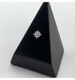 """Buddha Jewelry Organics BJO White Gold """"Jonquil"""""""