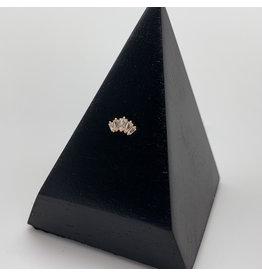 """Buddha Jewelry Organics BJO Rose Gold """"Gemma Cinq"""""""