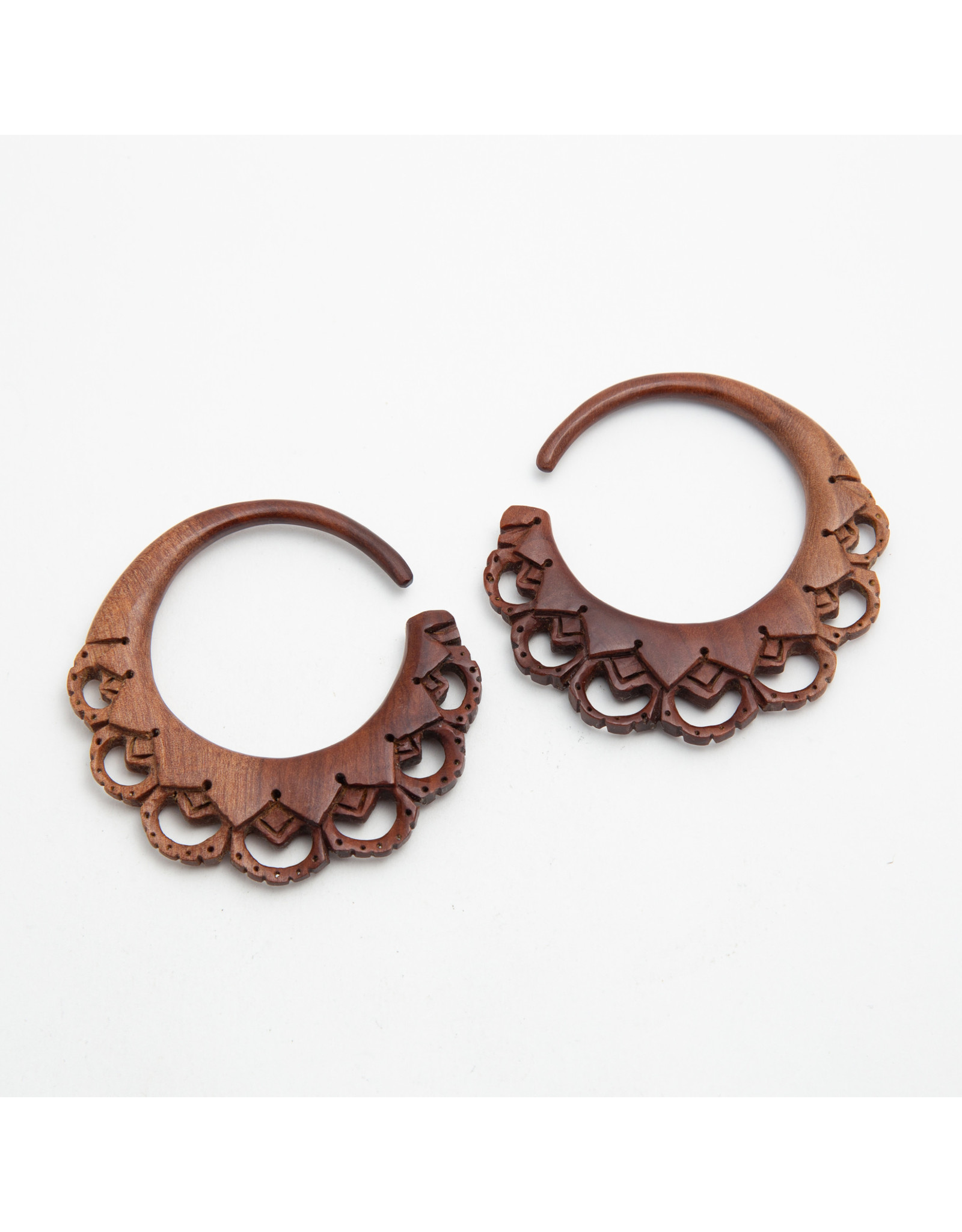"Maya Jewelry Maya 6g tewel ""Chantilly"" hanging design"