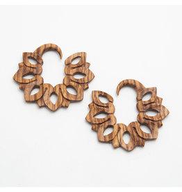 """Maya Jewelry Maya Zebrawood """"Vetiver"""""""