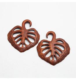 "Maya Jewelry Maya Bloodwood ""Re-Leaf"""