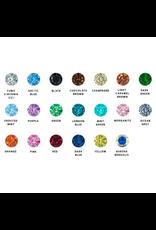 Neometal Neometal titanium 2.5 prong-set gem press-fit end