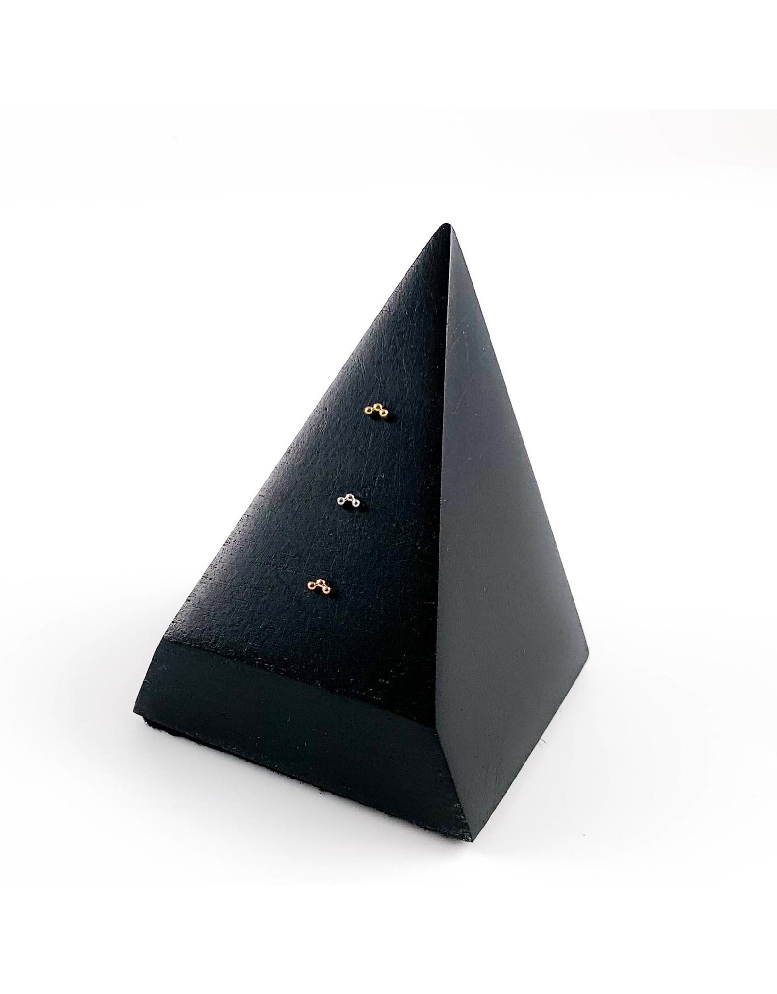 BVLA BVLA Arc 3 bead cluster press fit end