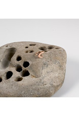 "Interstellar Jewelry Productions Interstellar Jewelry 16g 5/16 rose gold ""Regulus"" helix seam ring"