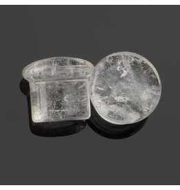 Diablo Organics Diablo Organics Single Flared Crystal Plug