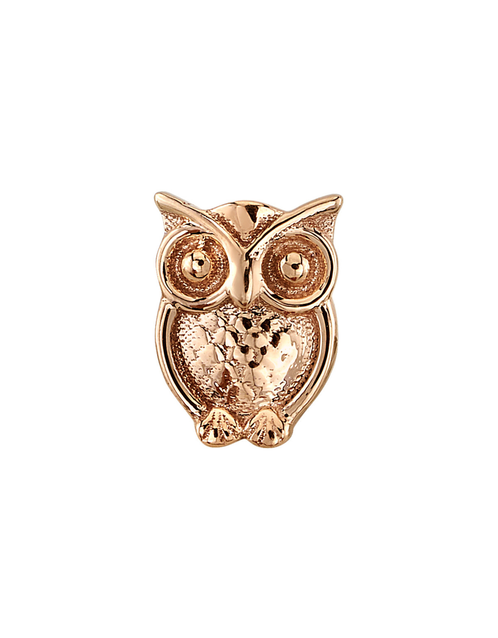 """BVLA BVLA rose gold """"Owl Pachino"""" threaded end"""