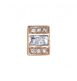 """BVLA BVLA """"Endymion Rectangle""""  With CZ"""