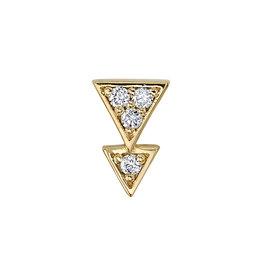 "BVLA BVLA ""Fate"" with Diamonds"