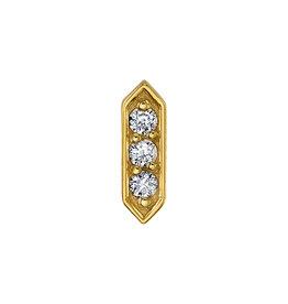 "BVLA BVLA ""Sillan"" with Diamonds"