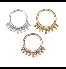 """Buddha Jewelry Organics BJO """"Cora"""" Seam Ring"""