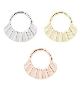 """Buddha Jewelry Organics BJO """"Hype"""" Seam Ring"""
