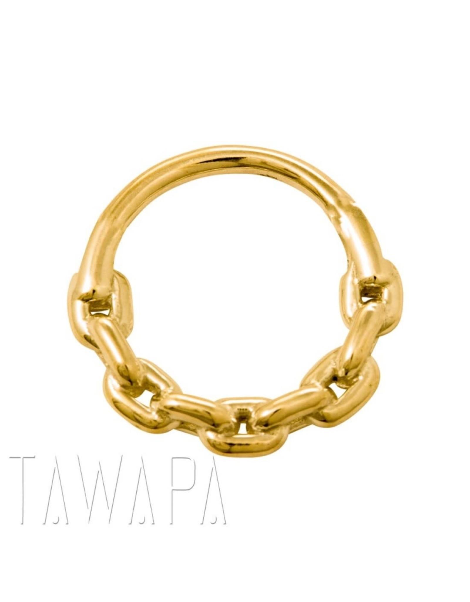 Tawapa Tawapa 16g Chain Link seam ring