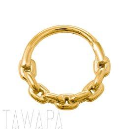 Tawapa Tawapa Chain Link seam ring