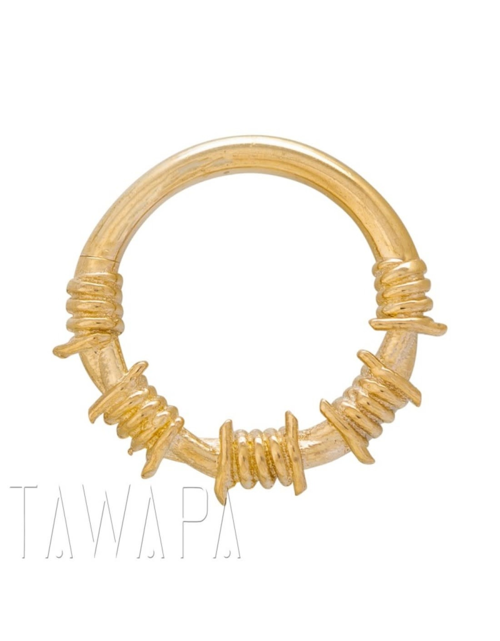 Tawapa Tawapa Barbed Wire seam ring
