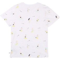 Petit Lem Tshirt - blanc -