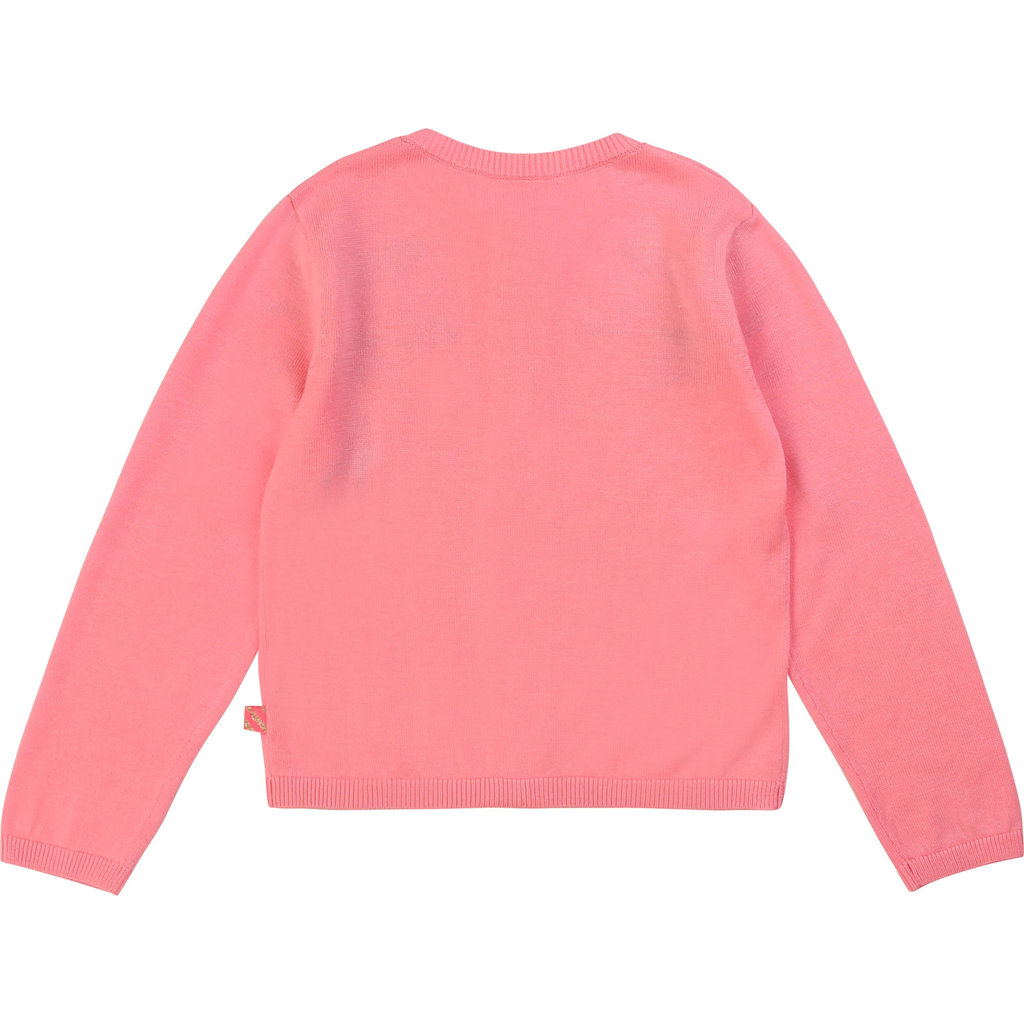 Billie Blush Cardigan tricot - rose candy -