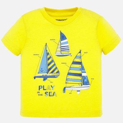 Mayoral Tshirt régates - soleil -