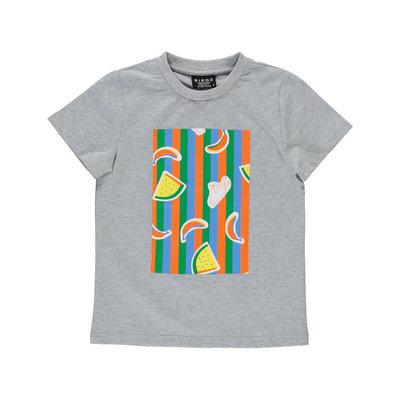 Birdz Tshirt - Happy Stripes -