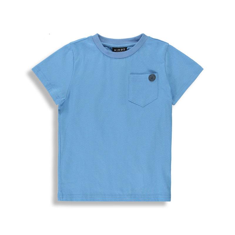 Birdz Tshirt - azur -