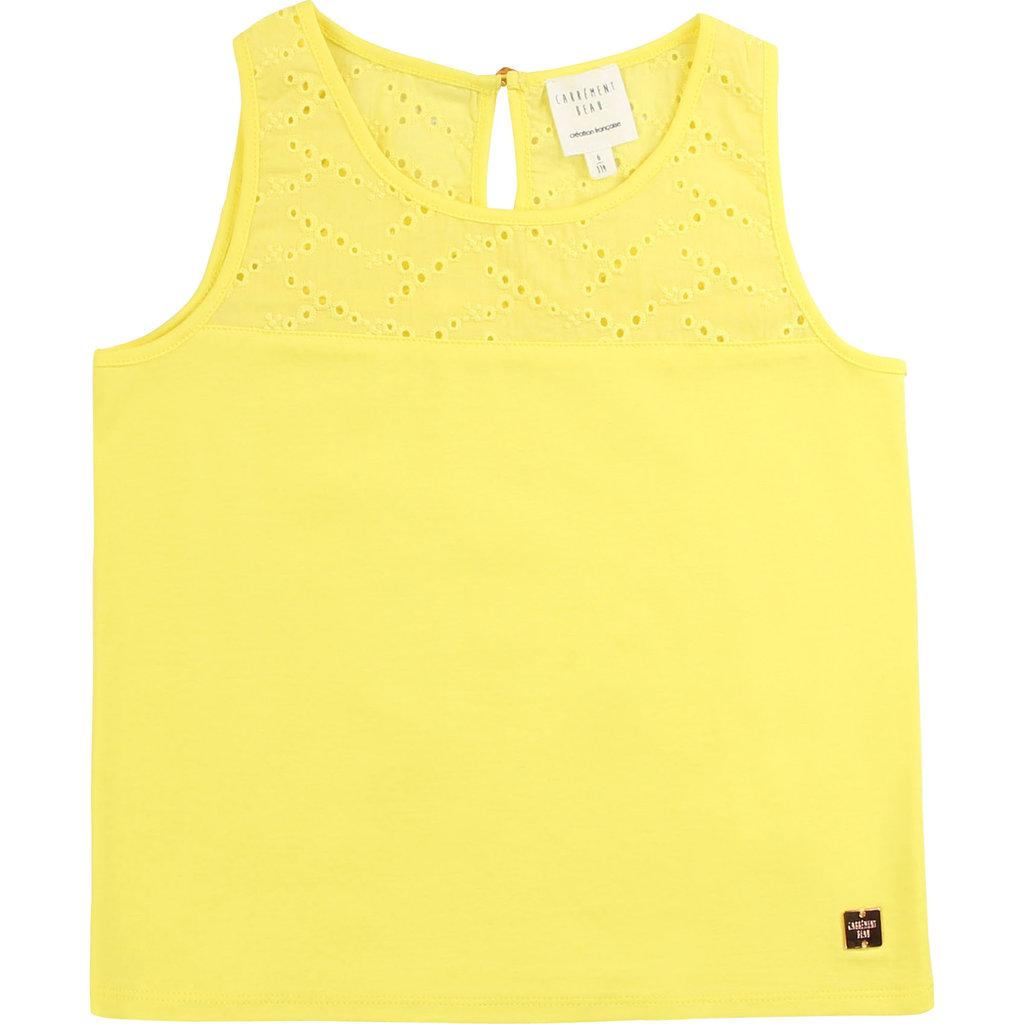 Carrément Beau Camisole - jaune -