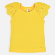 Mayoral Tshirt - jaune -