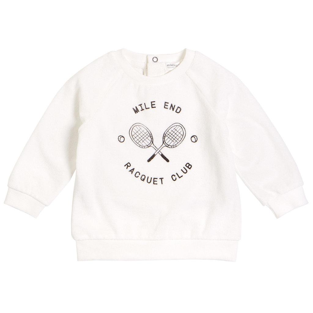 Miles Baby Chandail - blanc -