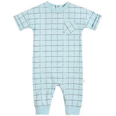 Miles Baby Combi long - bleu -