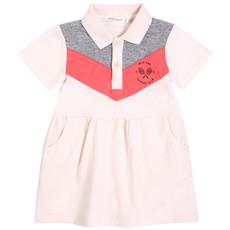 Miles Baby Robe polo - rose -