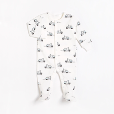 Petit Lem Pyjama - blanc -
