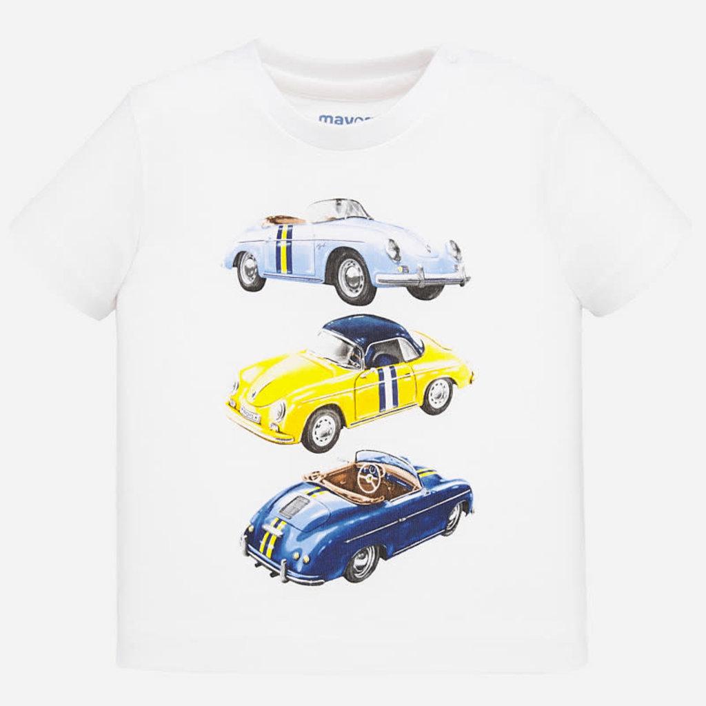 Mayoral Tshirt top line - blanc -