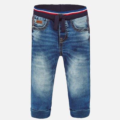 Mayoral Pantalon jogger jeans - basic -