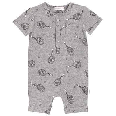Miles Baby Barboteuse - gris -