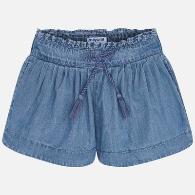 Mayoral Bermuda jeans - clair -