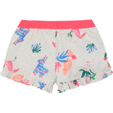 Billie Blush Short - fleuri -