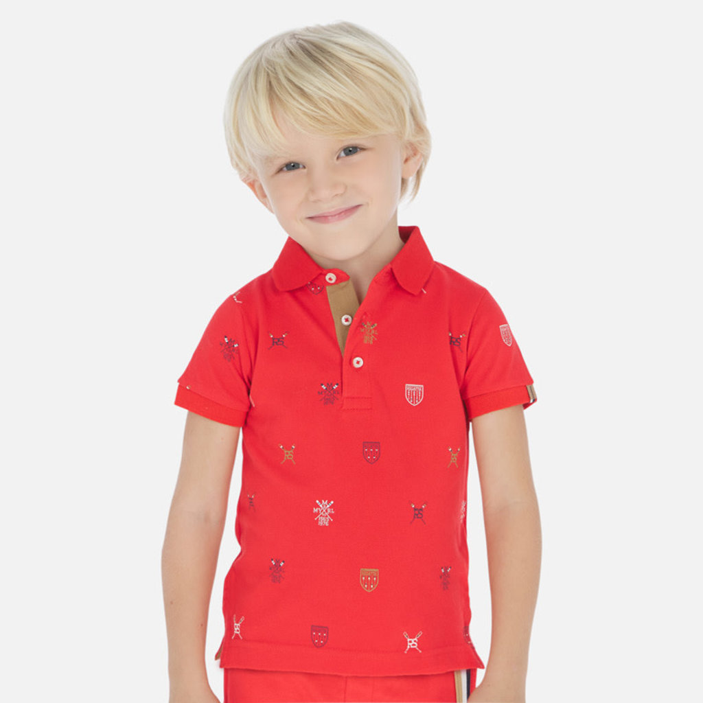 Mayoral polo - hibiscus -