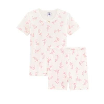 Petit bateau Pyjama -rose -