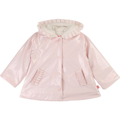 Billie Blush Imperméable  doublé- rose love -