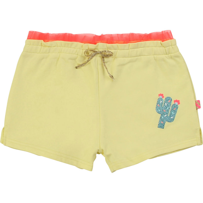 Billie Blush Short - jaune -
