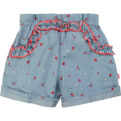 Billie Blush Short - bleu -