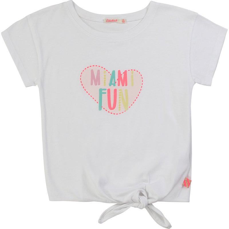 Billie Blush Tshirt - blanc -