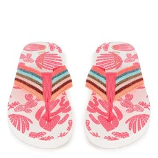 Billie Blush Sandales de plage - multi -