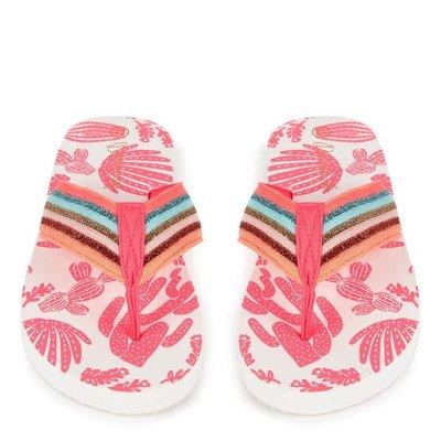 Billie Blush Sandales de plage - multi -
