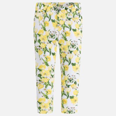 Mayoral Pantalon - jaune -