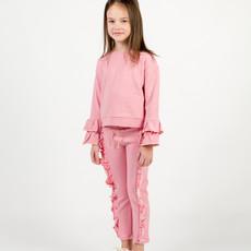Billie Blush Pantalon ouaté - fraise -