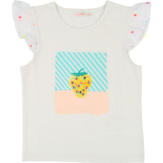 Billie Blush Tshirt - blanc -