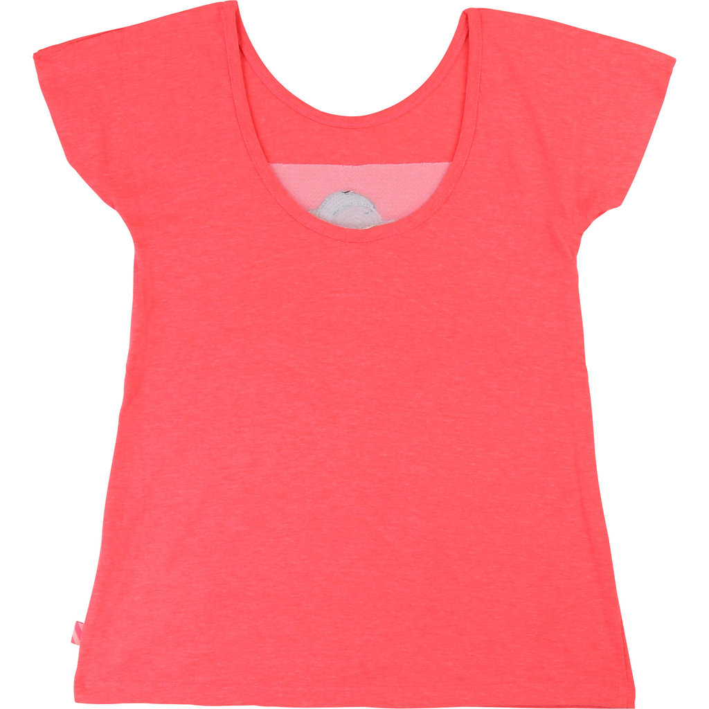 Billie Blush Tshirt - rose néon -