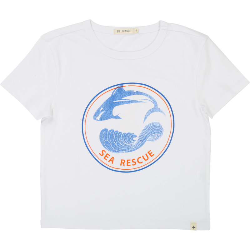 Tshirt bouée - blanc -