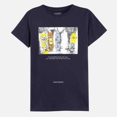 Mayoral Tshirt skate - ocean -
