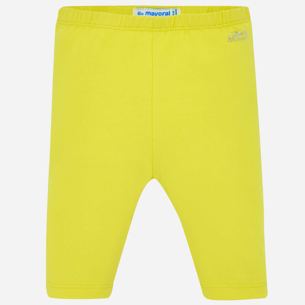 Mayoral Legging court - citron -
