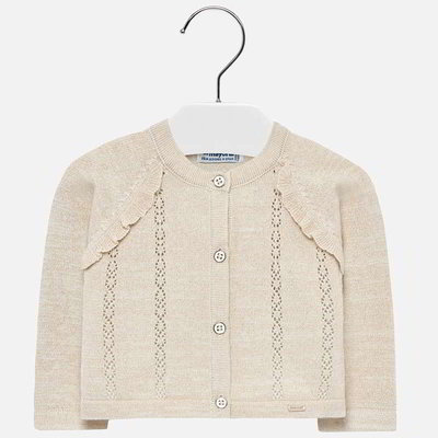 Mayoral Cardigan - doré -
